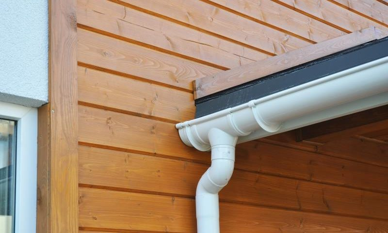 How to paint gutters new vision exterior solutions for Painting aluminum gutters