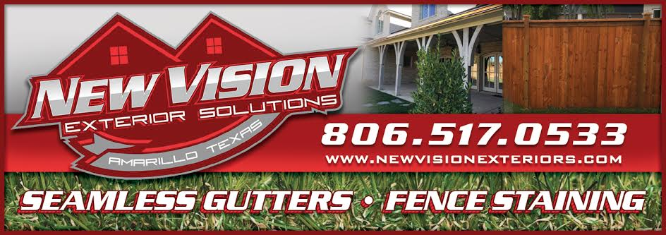 new vision gutters banners